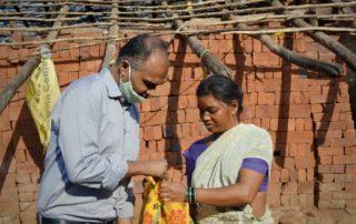 Food Donation Drive at Shahapur, Thane